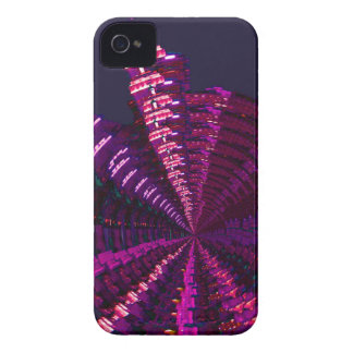 Purple City Kaleidoscope  Blackberry Bold Case