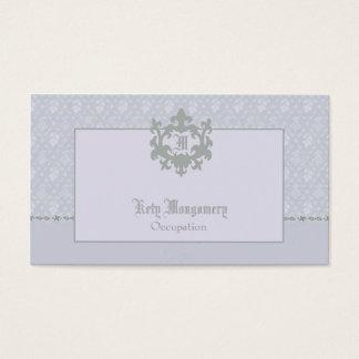 Purple Classic Business Card