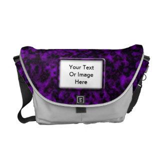 Purple Cloud Photo Frame Bag