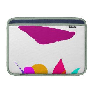 Purple Clouds MacBook Air Sleeves