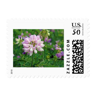 Purple Clover $0.49 Stamp Set