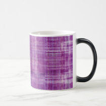 Purple Color Modern Art Mug