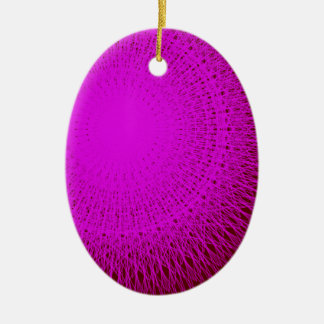 purple color shadow lover ornament