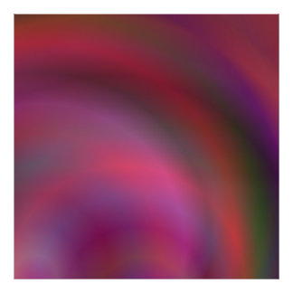 Purple colorful abstract photo print
