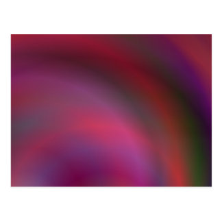 Purple colorful abstract postcard