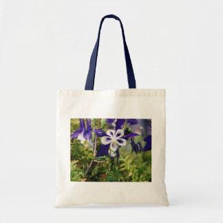 Purple Columbines Bag