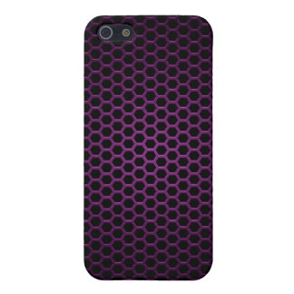 Purple Comb Speck Case