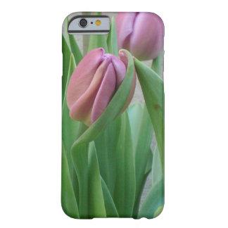Purple Comfort Tulip iPhone 6 Case