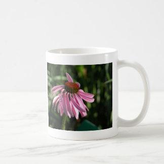 Purple Coneflower Classic White Coffee Mug