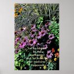 Purple Coneflower Posters