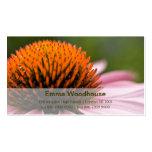 Purple Coneflower | Sonnenhut Business Card Template