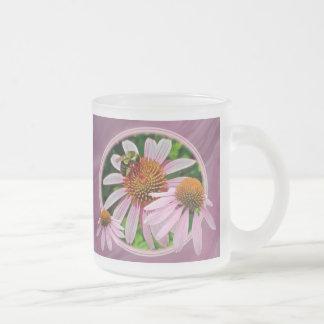 Purple Coneflower Wildflower Mugs