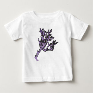Purple coral baby T-Shirt