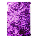 Purple Coral Rock iPad Mini Covers