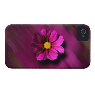 Purple Cosmo with Blurred Background Case-Mate iPhone 4 Cases