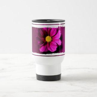 Purple Cosmo with Blurred Background Mug