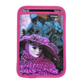 Purple Costume at the Carnival of Venice Sleeve For iPad Mini