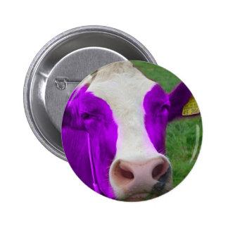 purple cow pin