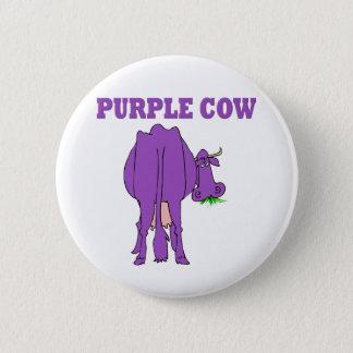 Purple Cow Button