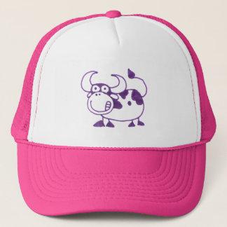 Purple Cow | Holy Cow Trucker Hat