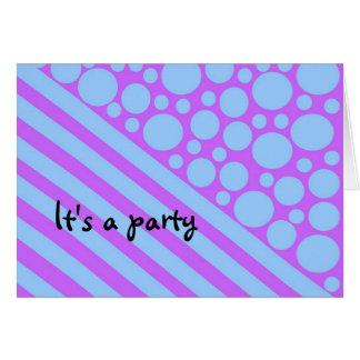 Purple Craze Card