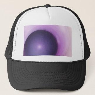 Purple created by Tutti Trucker Hat