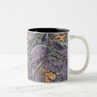Purple Crocus Mug