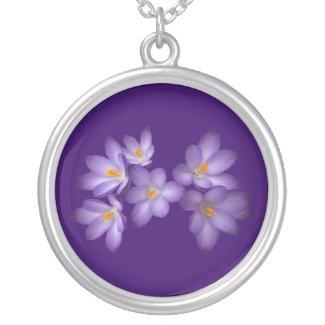 Purple Çrocus Jewelry