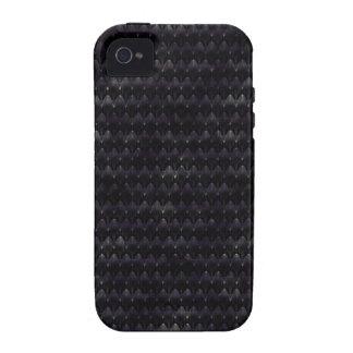 Purple Crystal Alien Skin Case-Mate iPhone 4 Cases