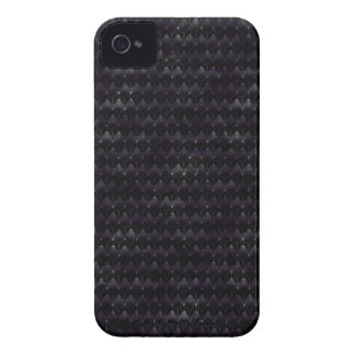 Purple Crystal Alien Skin Case-Mate iPhone 4 Case