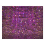 Purple Crystal Background Art Photo