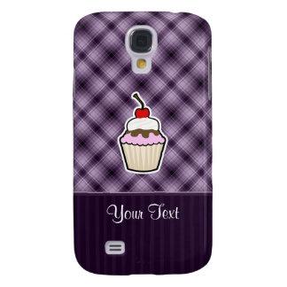 Purple Cupcake HTC Vivid / Raider 4G Cover