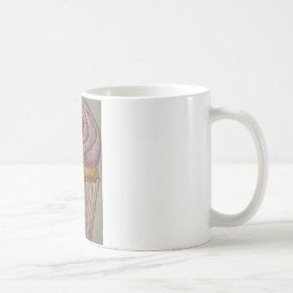 Purple cupcake mugs
