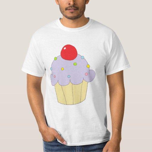 Purple Cupcake Tees