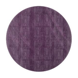Purple Curtain Cutting Boards