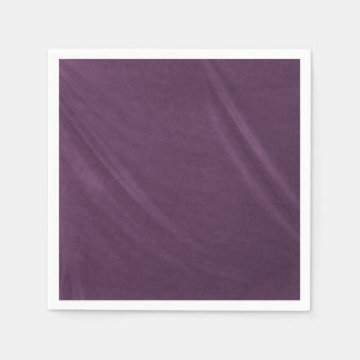Purple Curtain Standard Cocktail Napkin