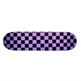 Purple Custom Skateboard