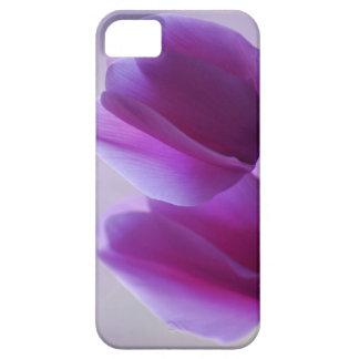 Purple Cyclamen iPhone SE/5/5s Case