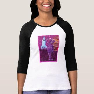 Purple Cyclops from Jupiter T-Shirt