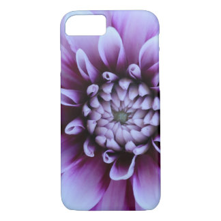 Purple Dahlia iPhone 7 Case