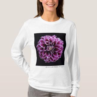 Purple Dahlia Shirt
