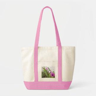Purple Daisies Bag
