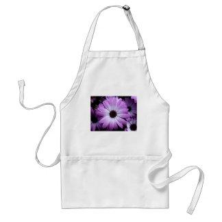 Purple Daisy Adult Apron