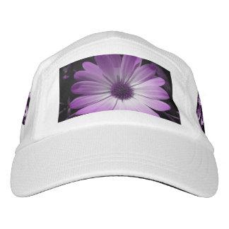 Purple Daisy Flower Performance Hat