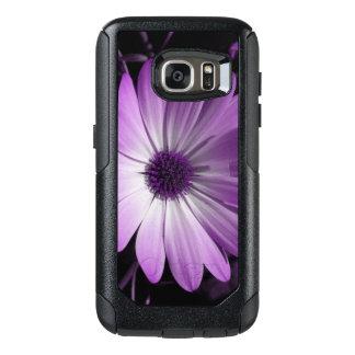 Purple Daisy Flower Phone Case