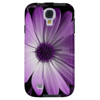 Purple Daisy Flower Samsung Galaxy S Case