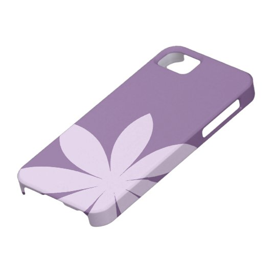 Purple Daisy iPhone 5 Case-Mate