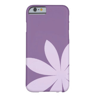 Purple Daisy iPhone 6 Barely There iPhone 6 Case
