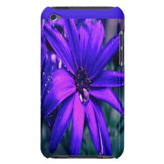 Purple Daisy iPod Case-Mate Case