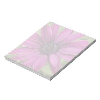 Purple Daisy Memo Note Pad